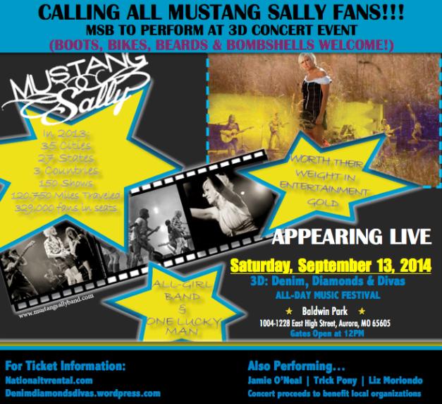 Mustang sally biker promo